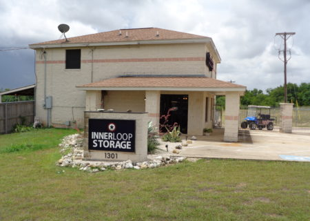 Inner Loop Storage facility in Georgetown, TX.