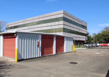 West 18th Street Storage facility in Houston, TX.