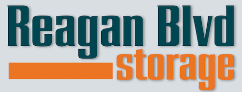 Reagan Blvd Storage Logo